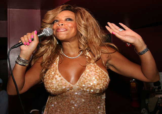 Wendy Williams Starts Her New Dating Life and Discusses Her Breast Implants