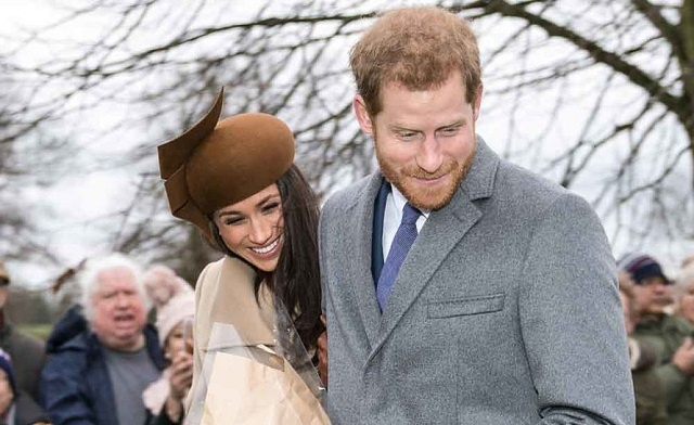 Prince Harry and Meghan Markle Follow Princess Diana's Footsteps