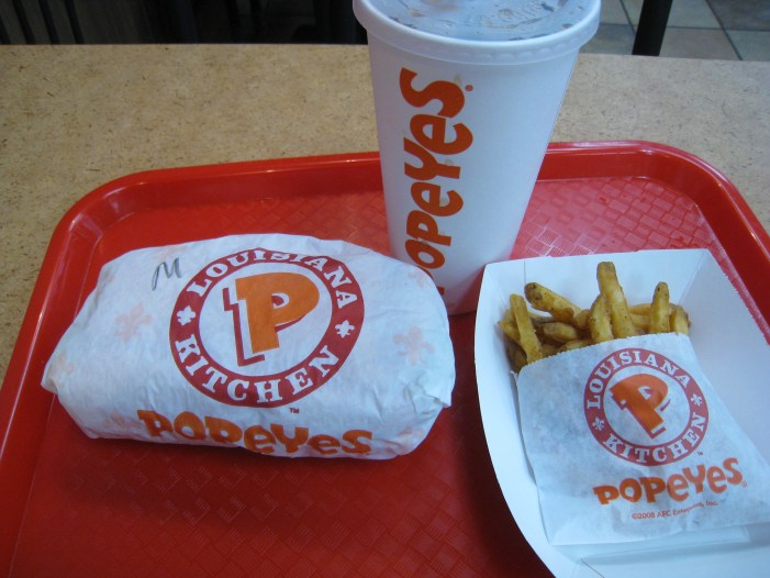 Popeyes' Sees Sales Soar Thanks to the Chicken Sandwich