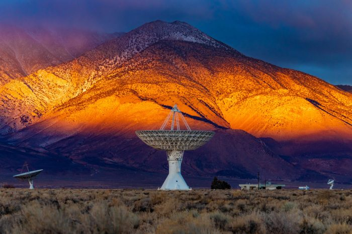 FRB: Mystery Signal From Outerspace