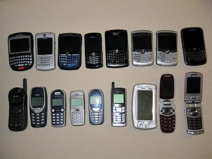 Smartphones No Longer Useable Can Be Reused