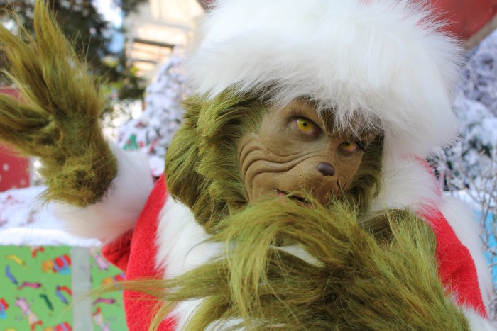 'How the Grinch Stole Christmas' a Holiday Delight