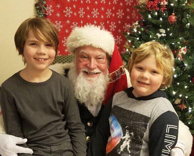 Santa Claus Says 'Hang Your Stockings' COVID-19 Will Not Stop Him [Video]