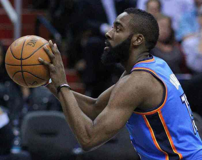 James Harden Gets His Way With Rockets [Video]