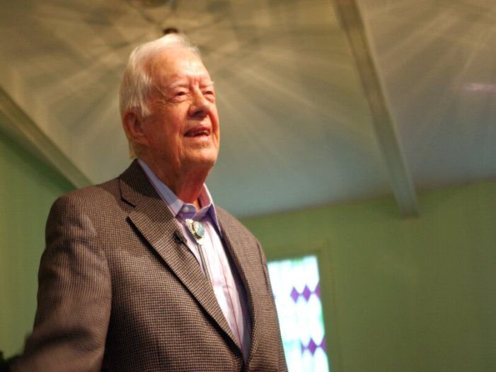 Jimmy Carter and Wife Will Not Attend Joe Biden's Inauguration