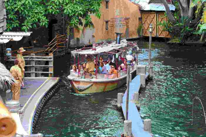 Disney Is Redesigning Jungle Cruise Ride [Video]