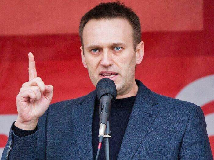 Alexey Navalny Jailed for 'Violating Probation' While He Was in a Coma