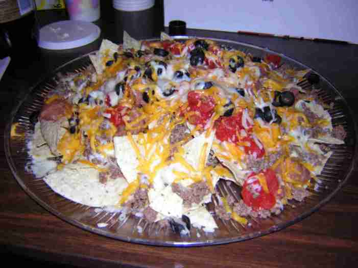 A Few Snack Ideas for the Super Bowl