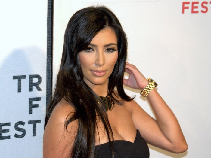 Kim Kardashian Files Divorce Papers From Kanye West