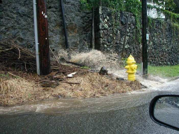 Hawaii Governor Declares an Emergency After Flooding Causes Major Damage
