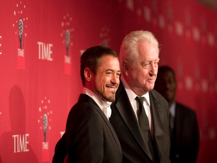 Robert Downey Sr Father of 'Ironman' Actor Dies at Age 85