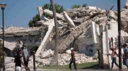 Haitian Death Toll Rises in the Aftermath of 7.2 M Earthquake