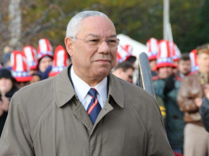 Former Secretary of State Colin Powell Dies at Age 84