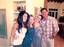 Zoey w/ Family + Trainer (2)