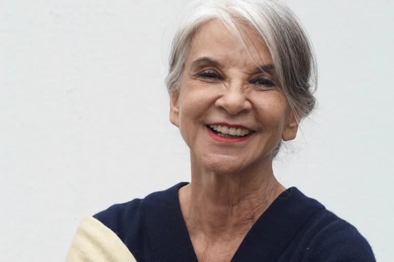 """Gabriela Hernández: """"La vida hay que vivirla tal cual y en todas sus etapas""""."""