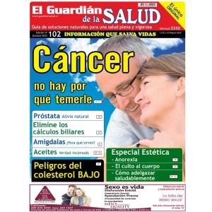 Edición 102 El Guardián de la Salud [FORMATO DIGITAL PDF]