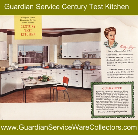 Guardian Service Cookware Century Test Kitchen