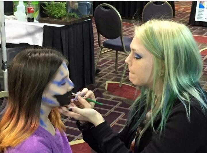 Megan Grant - Makeup