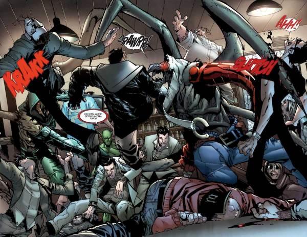 Spider-Man: Spider Island Parte 1 – Guardiaoscura