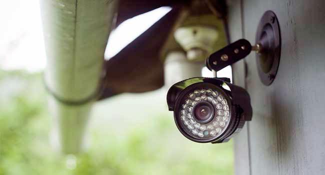 В мире: частные камеры видеонаблюдения помогут полиции бороться с преступностью