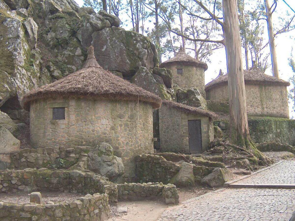 Castro de São Lourenço Celta Português