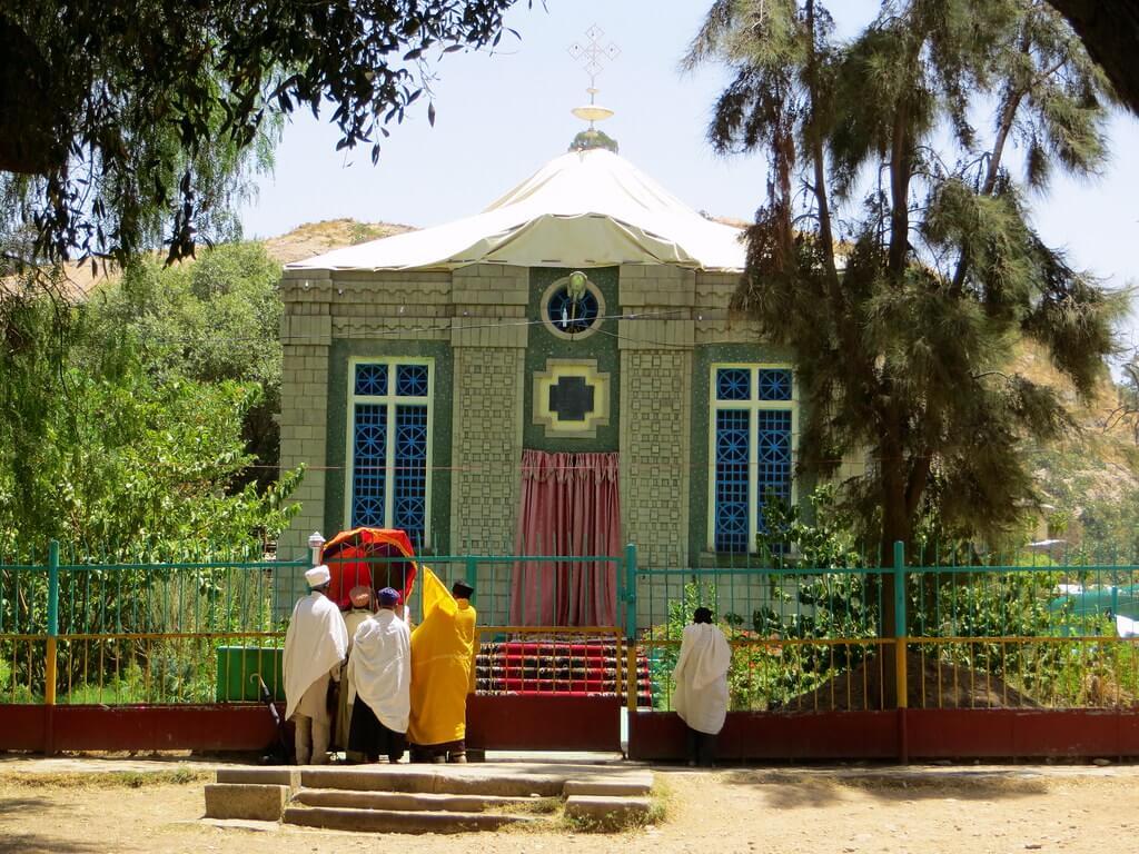 Igreja de Santa Maria de Sião Axum Etiópia 02