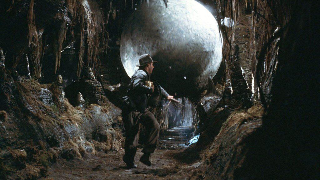 Indiana Jones e os Caçadores da Arca Perdida 01