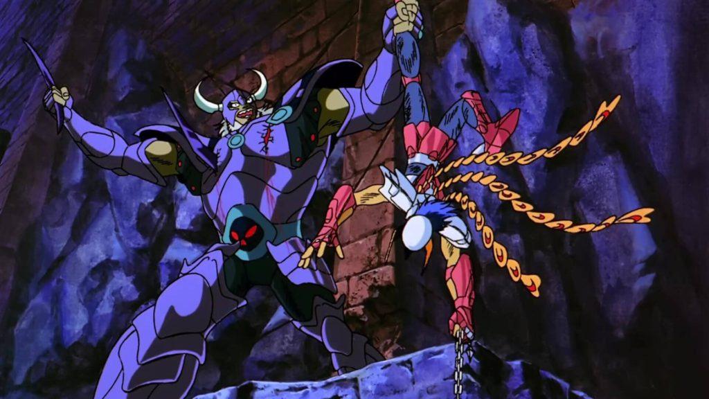 Os Cavaleiros do Zodíaco A Grande Batalha dos Deuses 02