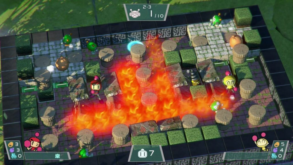 Super Bomberman R Switch 2