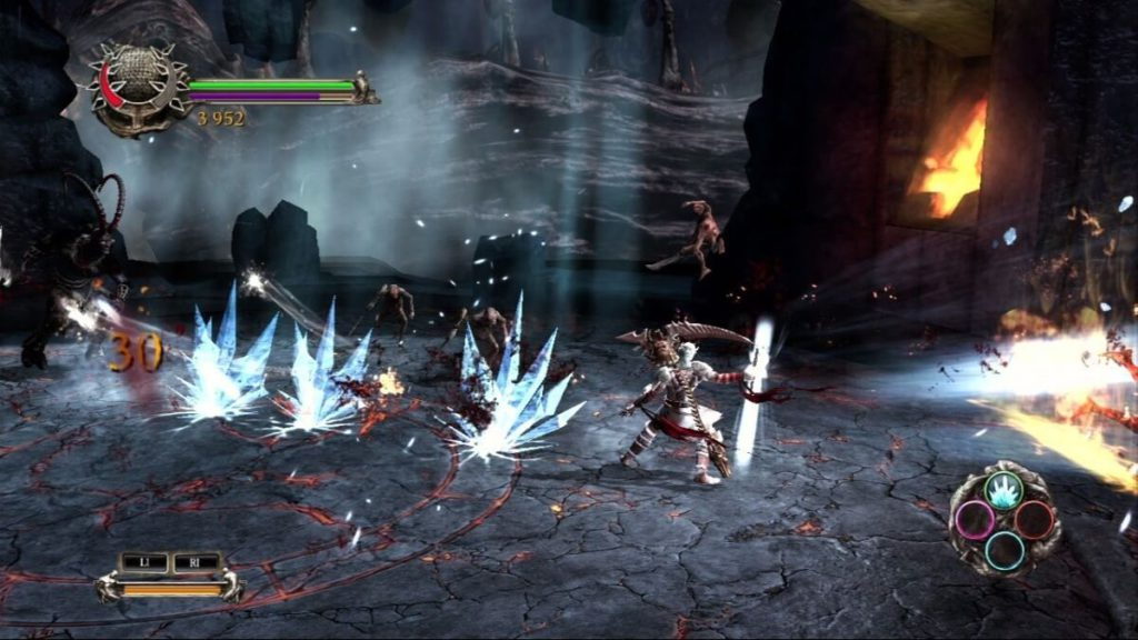 Dante's Inferno Capa 001