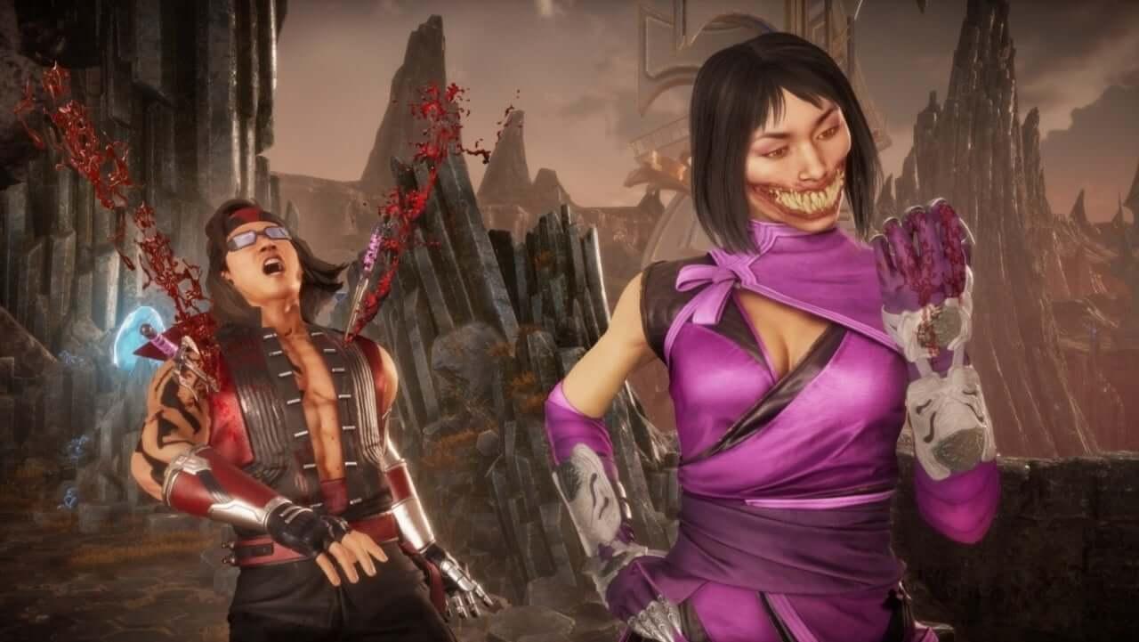 Mortal Kombat 11 Ultimate 02 Mileena