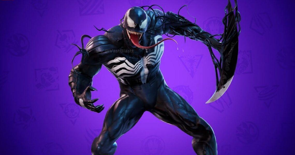 Venom Fortnite (1)