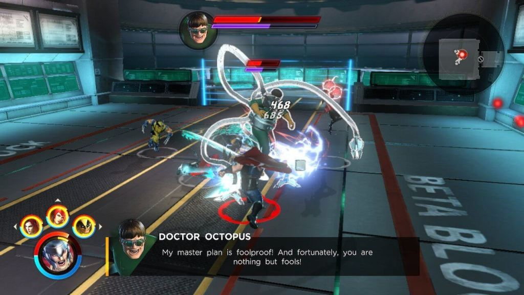 Marvel Ultimate Alliance 3 The Black Order Image Switch Game Review 02