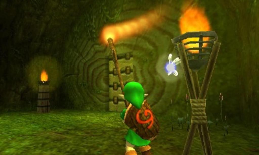 Ocarina of Time Analise Review Games Nintendo 3DS 002