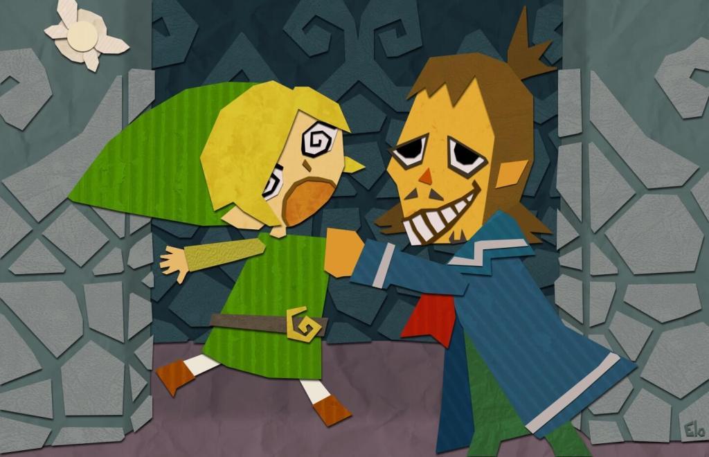 The Legend of Zelda Phantom Hourglass Nintendo DS Análise Game 002