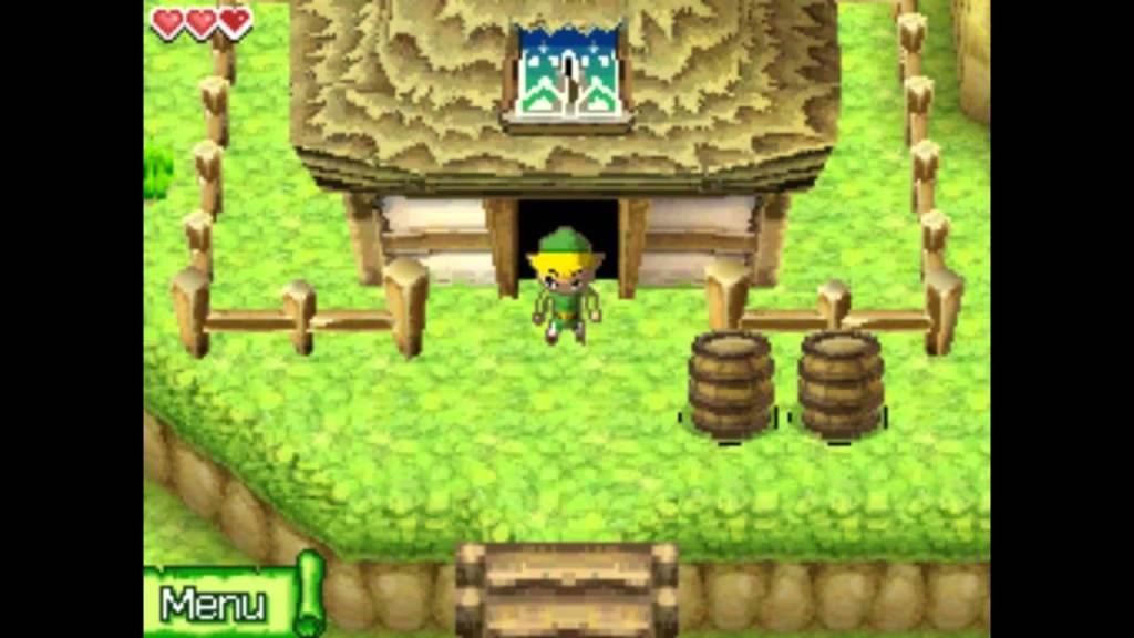 The Legend of Zelda Phantom Hourglass Nintendo DS Análise Game 005