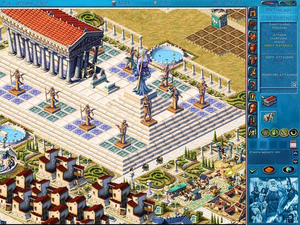 Zeus Master Of Olympus Análise Game Steam PC 01
