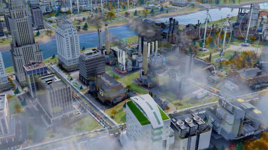 Sim City 2013 Maxis Analise Games PC 003