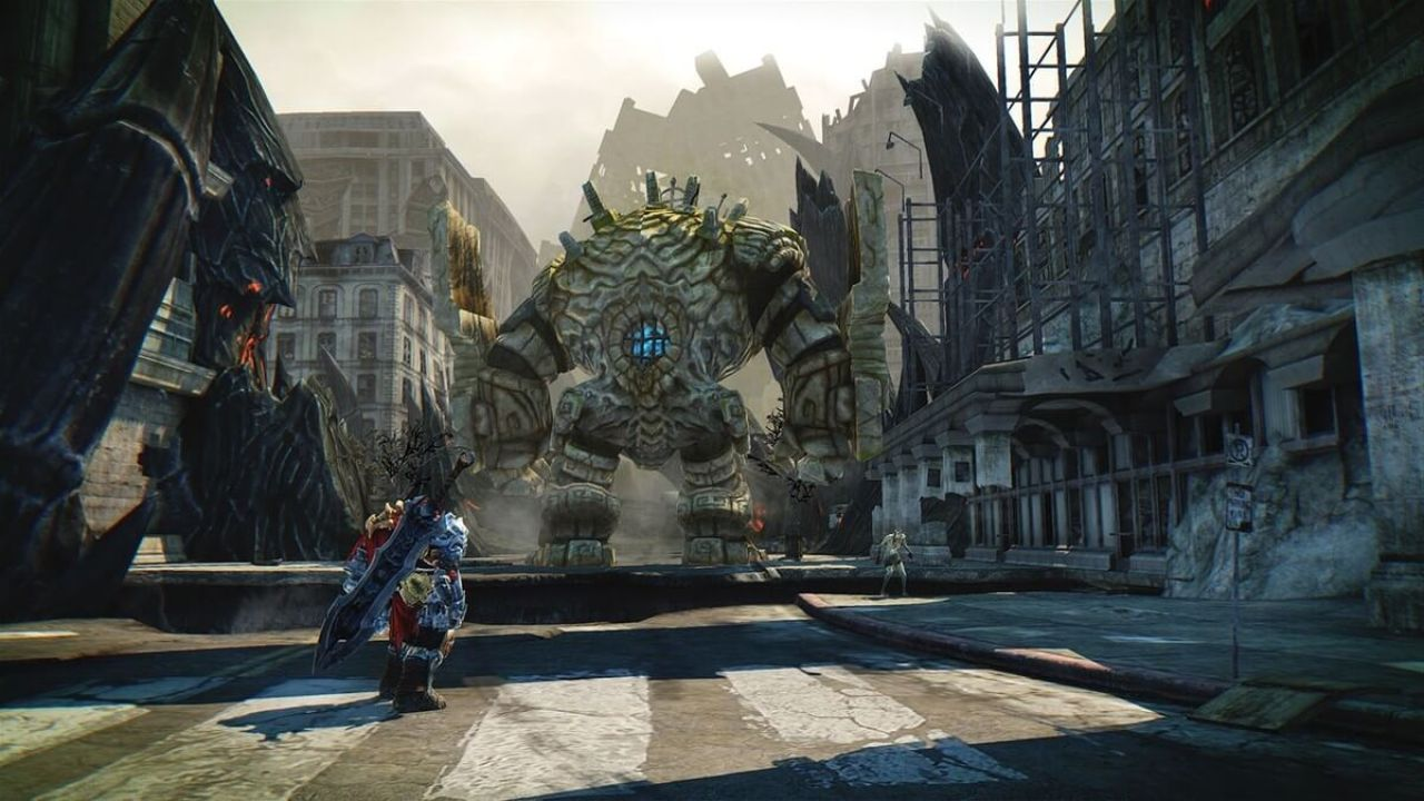 Darksiders Warmastered Edition Analise PC Game THQ 004