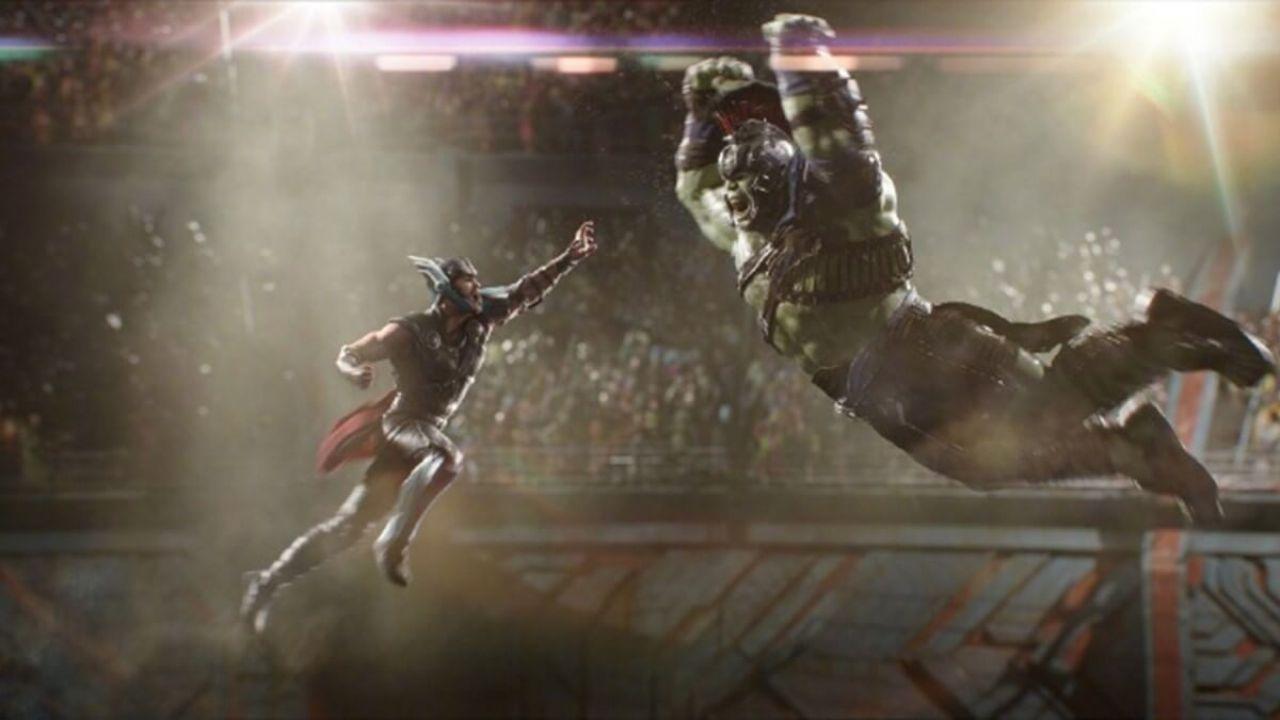 Thor Ragnarok Critica Filme Marvel Hulk