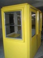Guarita Dupla amarela