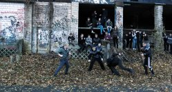 tribe-the-2014-004-outdoor-fight-scene-in-dead-leaves