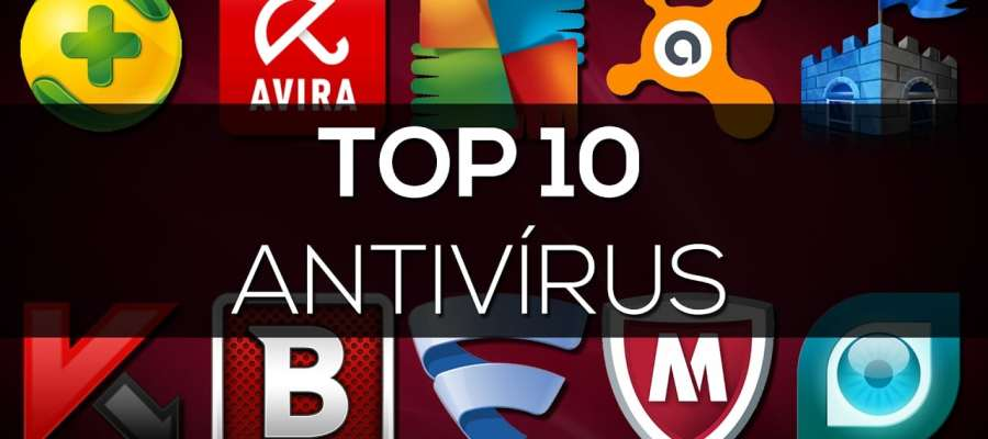Top Ten software antivirus 2020 2021