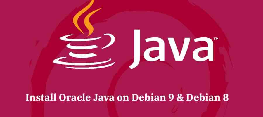 Instalar Oracle Java 8 en Debian
