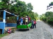 pickup, THE transport