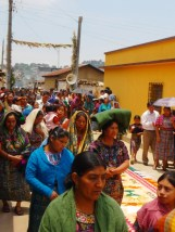 procession on Easter Sunday