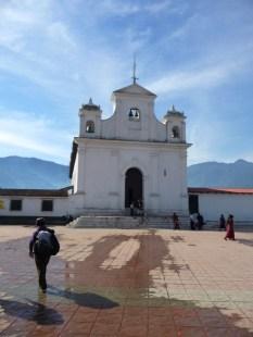 church in Nebaj