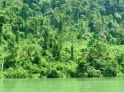 Rio Tatin scenery