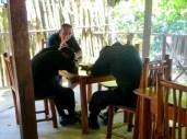 busy policemen