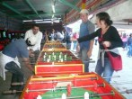the grand Guatemalan football game